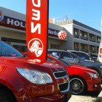 Holden Car Dealer - Yard Sale